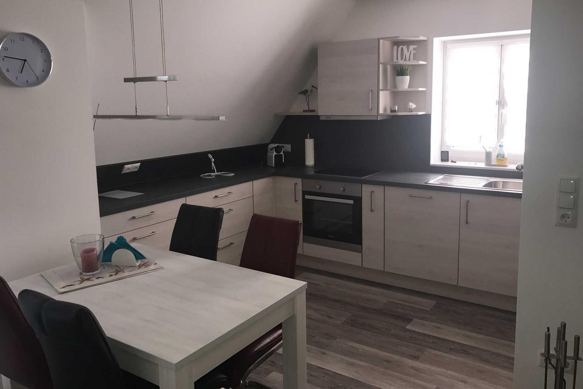Ferienwohnung in St. Peter-Ording, Wohnung Kleine Auszeit